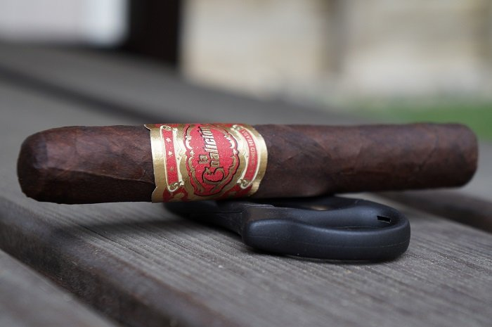 Personal Cigar Review: Crowned Heads La Coalición Gordito