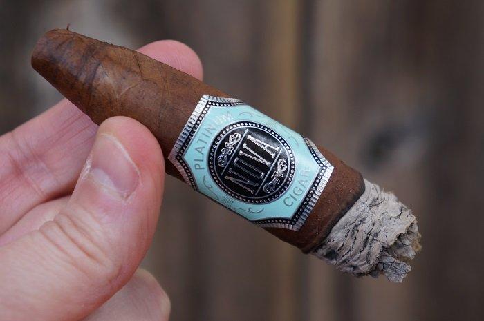 Personal Cigar Review: Platinum Nova Platinum Batch Torpedo