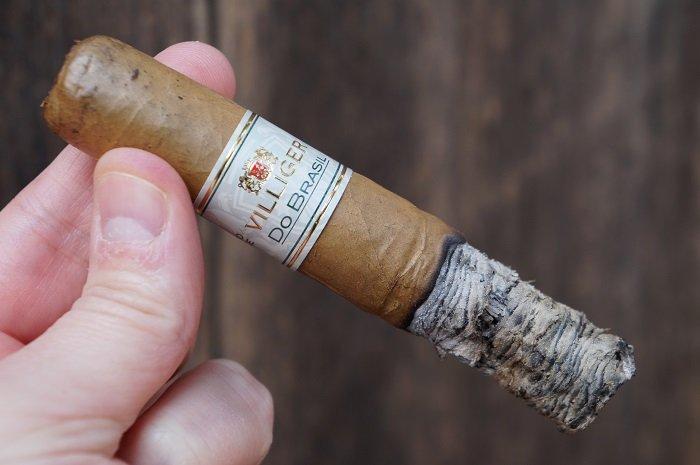 Team Cigar Review: Villiger Do Brasil Claro Robusto