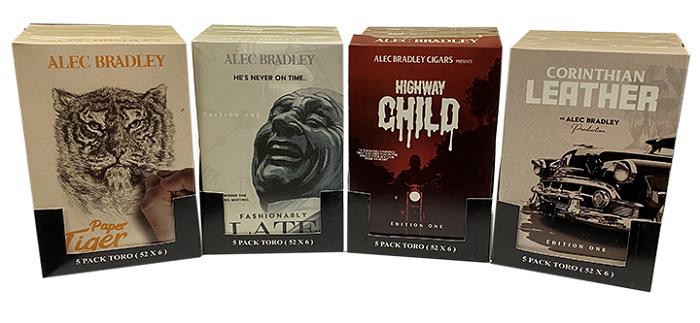 Cigar News: Four Alec Bradley Regional Exclusives Announced