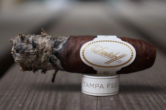 Personal Cigar Review: Davidoff Tampa FSG