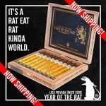 "Cigar News: Drew Estate Liga Privada Unico ""Year of the Rat"" Heads to Drew Diplomat Retailer Virtual Events"