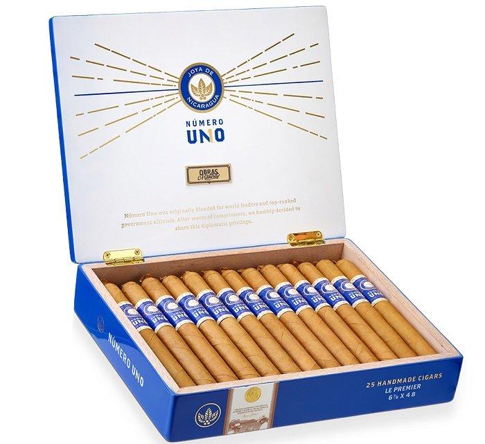 Cigar News: Joya de Nicaragua Número Uno Gains Le Premier Vitola