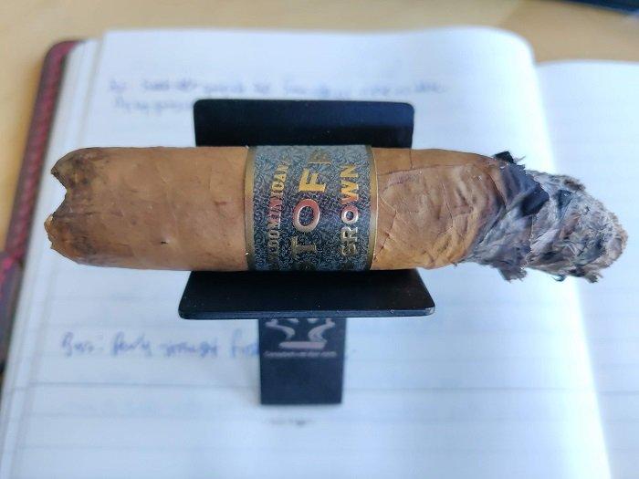 Team Cigar Review: Kristoff Shade Grown Robusto