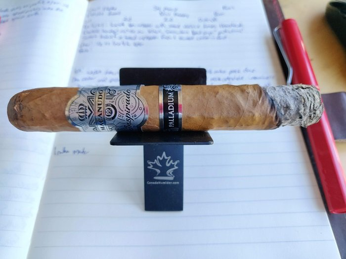 Team Cigar Review: Macanudo Inspirado Palladium Robusto