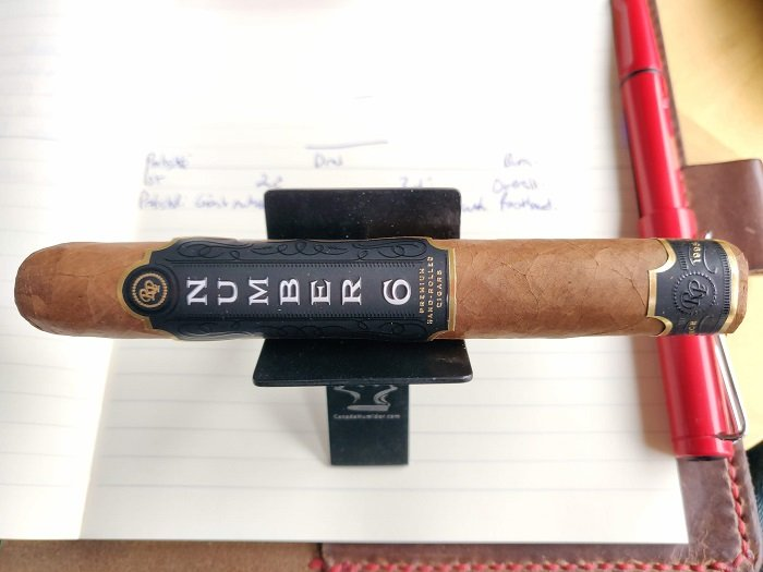 Team Cigar Review: Rocky Patel Number 6 Robusto