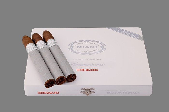 Cigar News: Aganorsa Leaf Casa Fernandez Aniversario Cuban 109 Announced