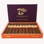 Cigar News: Aganorsa Leaf Supreme Leaf Toro Announced