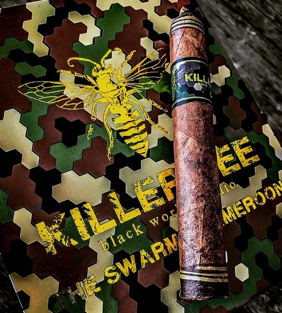 Cigar News: Black Works Studio Killer Bee Swarm Announced