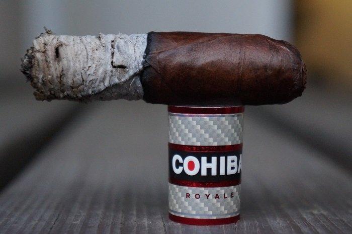 Team Cigar Review: Cohiba Royale Toro Royale