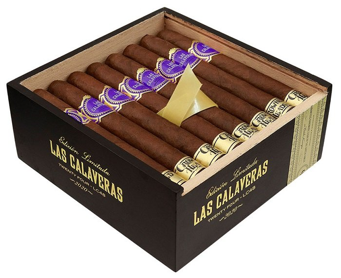Cigar News: Crowned Heads Las Calaveras EL 2020 Announced