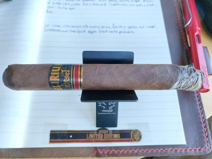 Team Cigar Review: Diesel Delirium