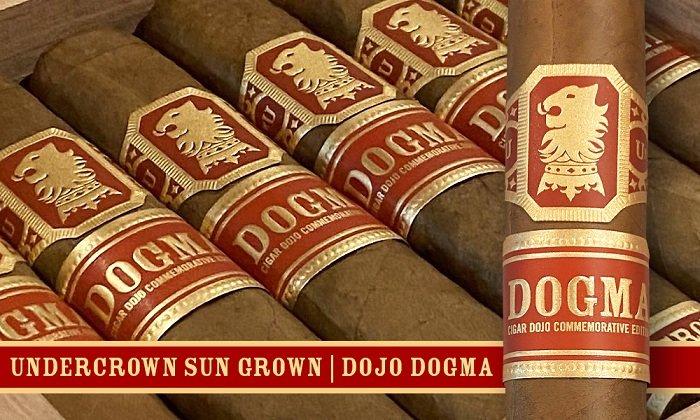 Cigar News: Drew Estate Undercrown Dogma Sun Grown Announced