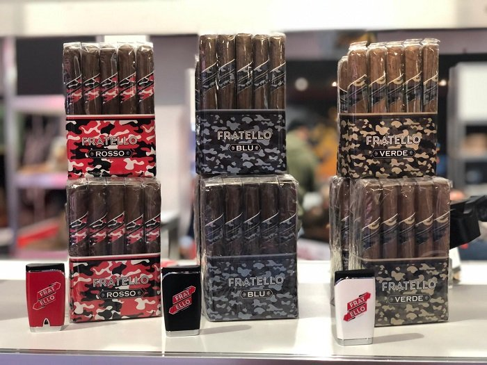 Cigar News: Fratello Camo Series Now Shipping