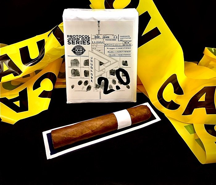 Cigar News: Protocol John Doe 2.0 Announced