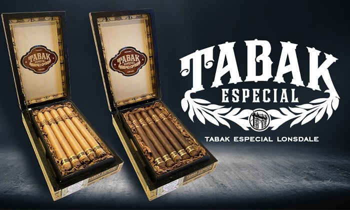 Cigar News: Drew Estate Announces Tabak Especial Lonsdale