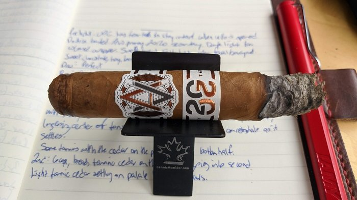 Team Cigar Review: AVO Improvisation LE 2020