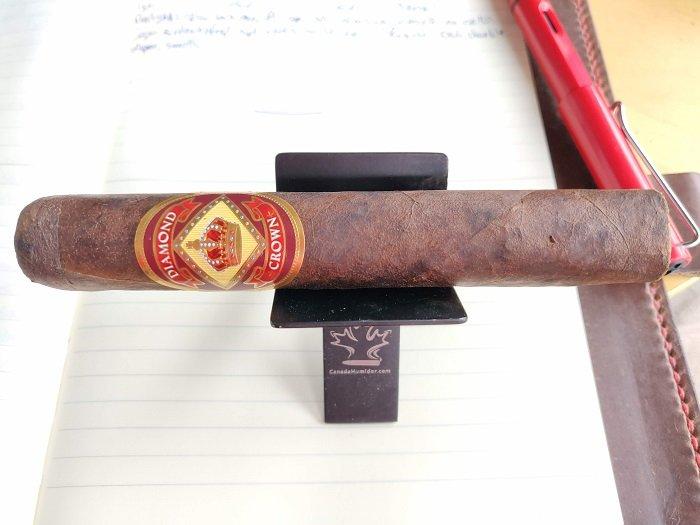 Team Cigar Review: Diamond Crown Maduro Robusto No. 4