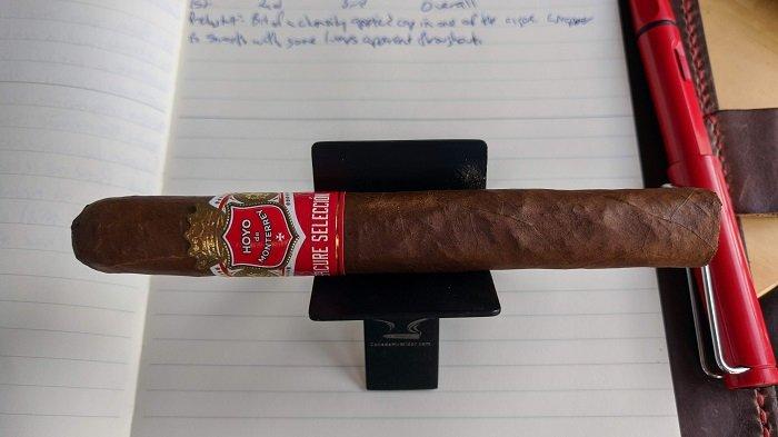 Team Cigar Review: Hoyo de Monterrey Epicure Selección No. 1