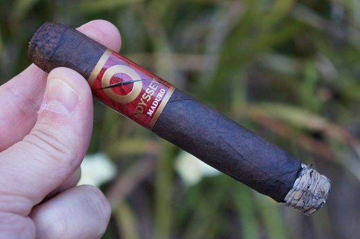 Personal Cigar Review: Odyssey Maduro Robusto