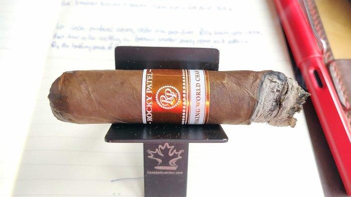 Team Cigar Review: Rocky Patel Cigar Smoking World Championship Robusto