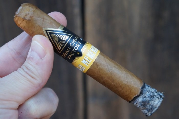 Personal Cigar Review: Cuban Cigar Factory Benji Menendez Robusto