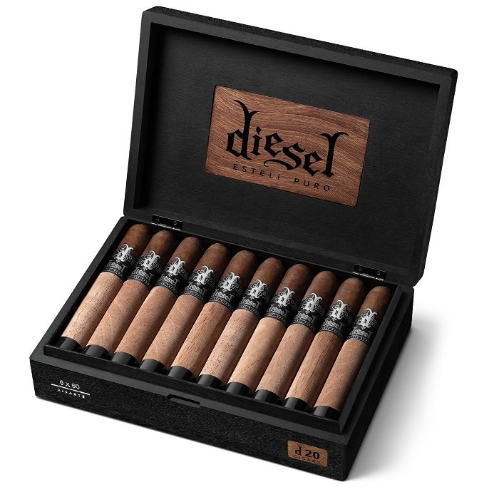 Cigar News: Diesel Estelí Puro Announced