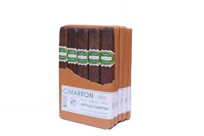 Cigar News: El Artista Cimarron Soft-Box-Pressed Announced as Dominican Republic Exclusive