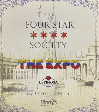 Cigar News: Espinosa The Expo Joins Binny's Four Star Society