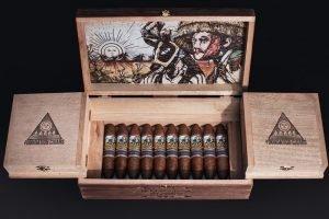 Cigar News: Foundation El Güegüense 5yr Aniversario Collector's Chest Expected in September