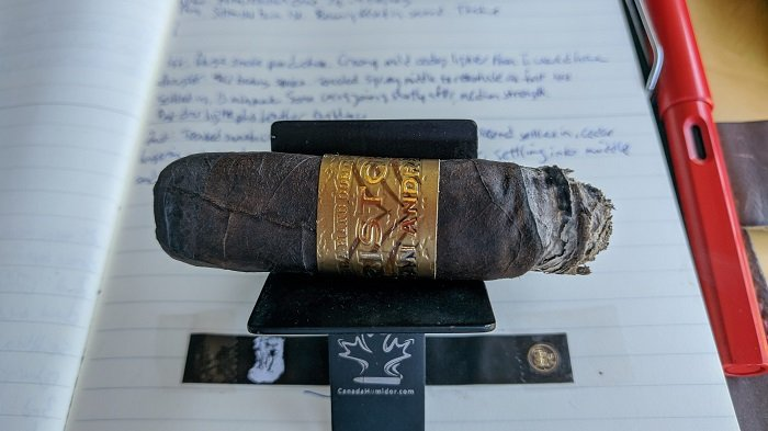 Team Cigar Review: Kristoff San Andres Box-Pressed Toro TAA 2020