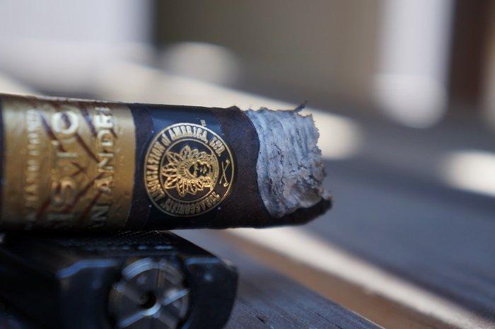 Team Cigar Review: Kristoff San Andres Box-Pressed Toro TAA 2020