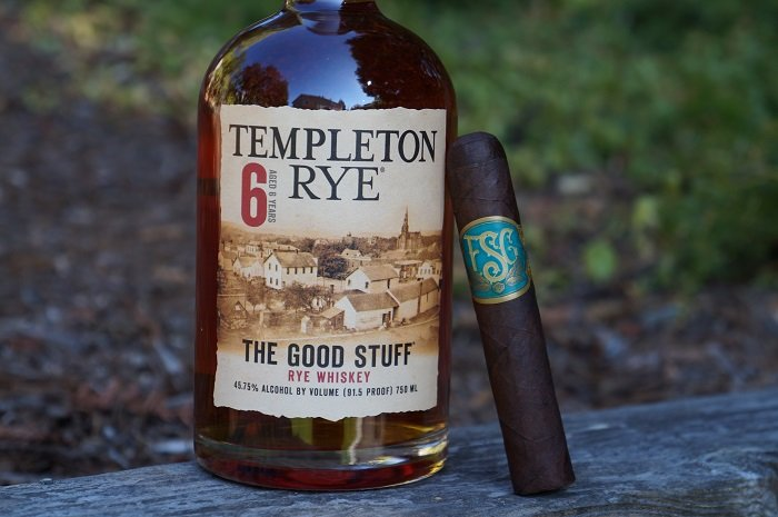Pour 'n Tell - Pairing Edition: Templeton Rye and Florida Sun Grown