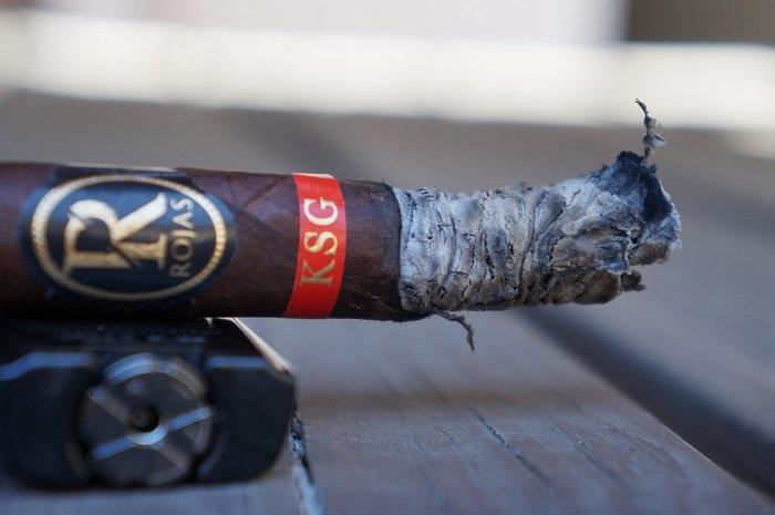 Team Cigar Review: Rojas KSG