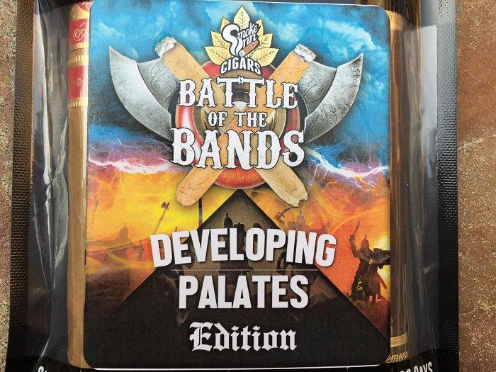 Smoke Inn Battle of the Bands - Developing Palates Edition