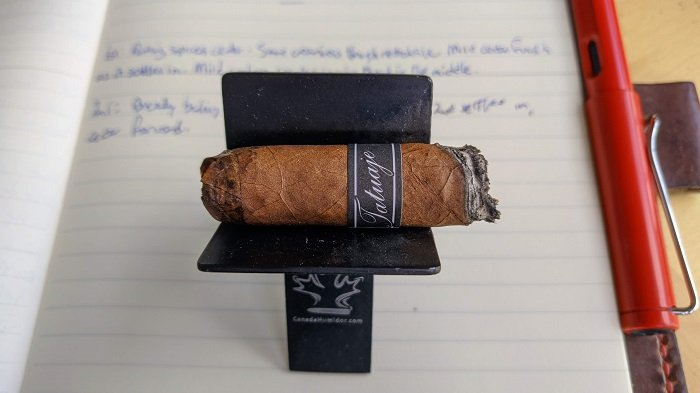 Team Cigar Review: Tatuaje Black Label Petite Corona BC