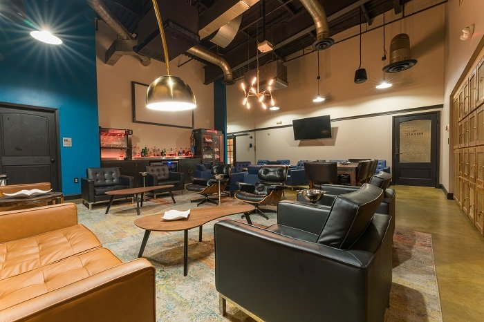 Cigar News: First Atabey Cigar Lounge Opening at Industrial Cigar Co.
