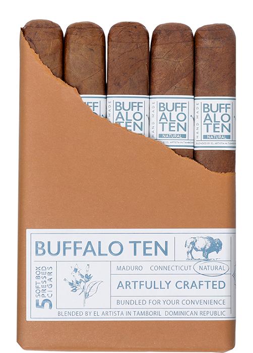 Cigar News: El Artista Buffalo TEN Natural Announced