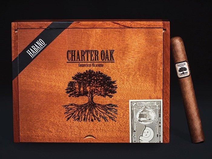 Cigar News: Foundation Charter Oak Habano Announced