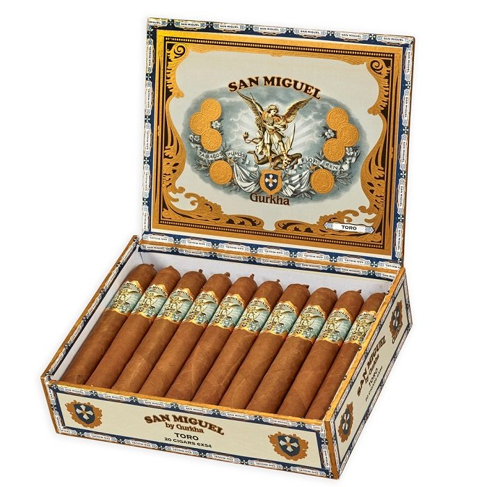 Cigar News: Gurkha San Miguel Begins Shipping