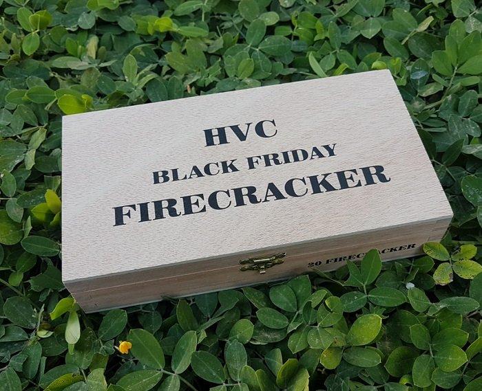 Cigar News: HVC Black Friday Firecracker Announced