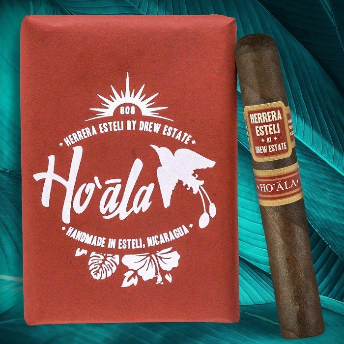 Cigar News: Drew Estate Announces Herrera Esteli Ho'ala Tienda Exclusiva