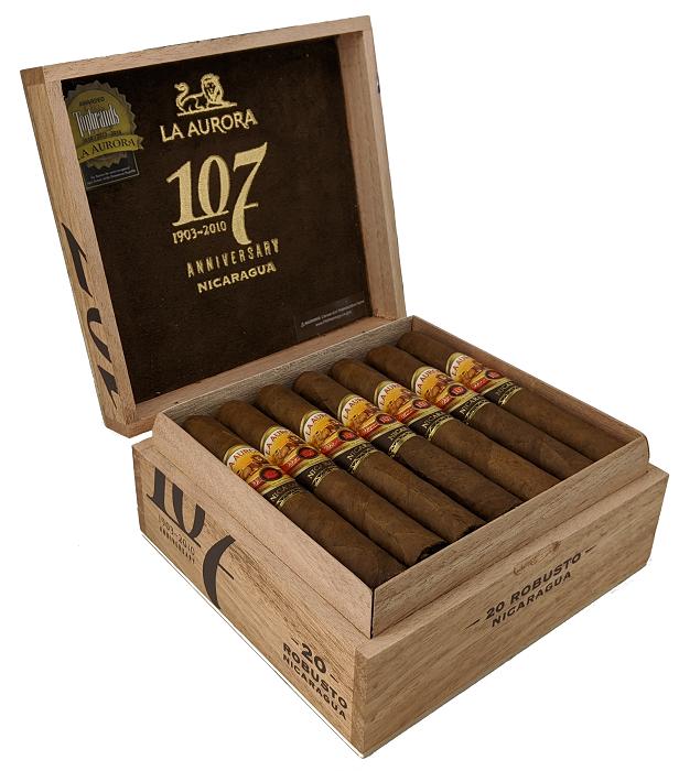 Cigar News: La Aurora 107 Nicaragua Announced