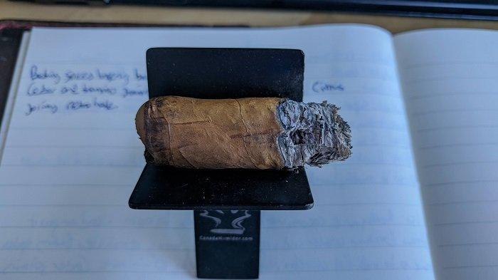 Team Cigar Review: Oscar Valladares Super Fly Connecticut