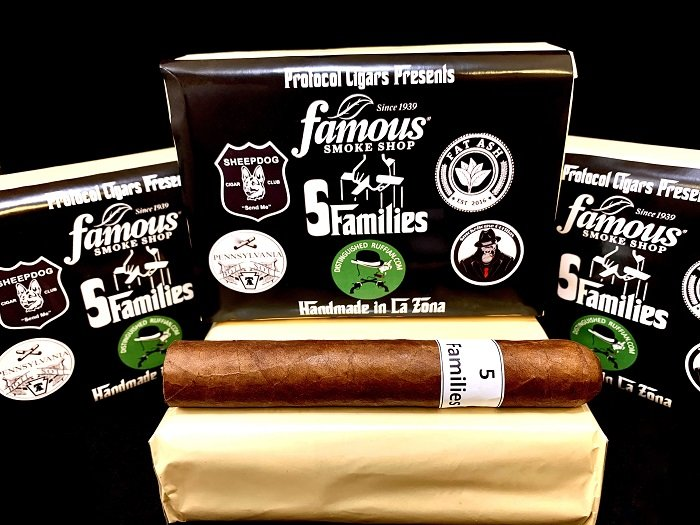 Cigar News: Protocol 5 Families Announced