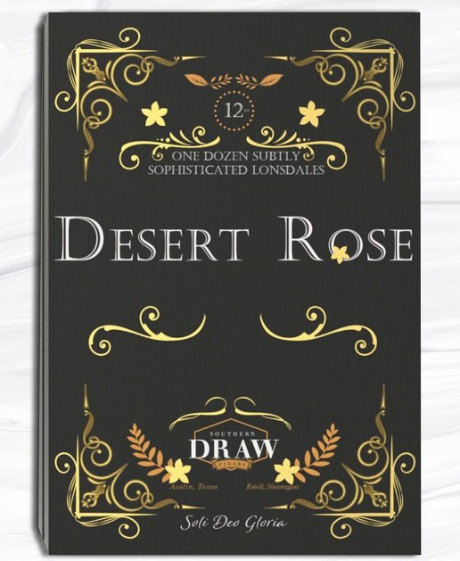 Cigar News: Southern Draw Desert Rose Gains Toro and Lonsdale Vitolas