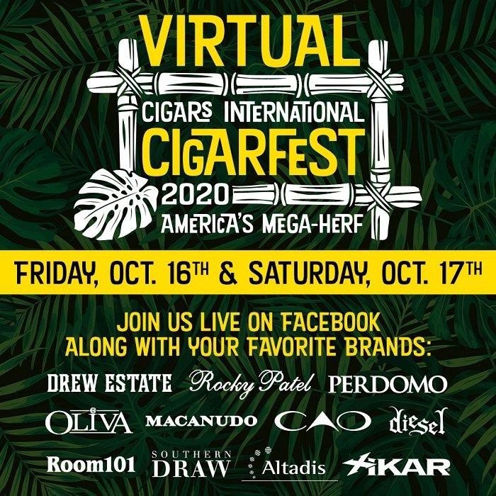 Cigar News: CIGARFest 2020 to Occur Virtually
