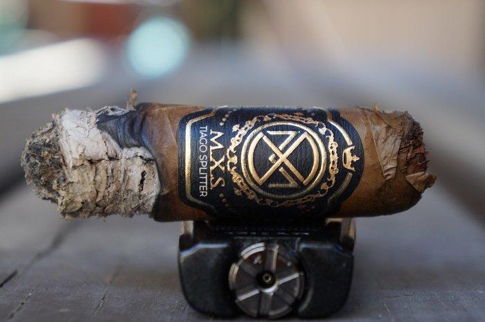 Personal Cigar Review: A.C.E. Prime M.X.S. Signature Tiago Splitter Robusto