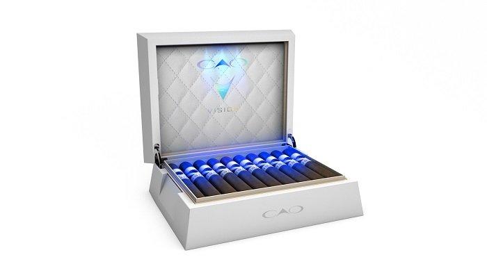Cigar News: CAO Vision Returns