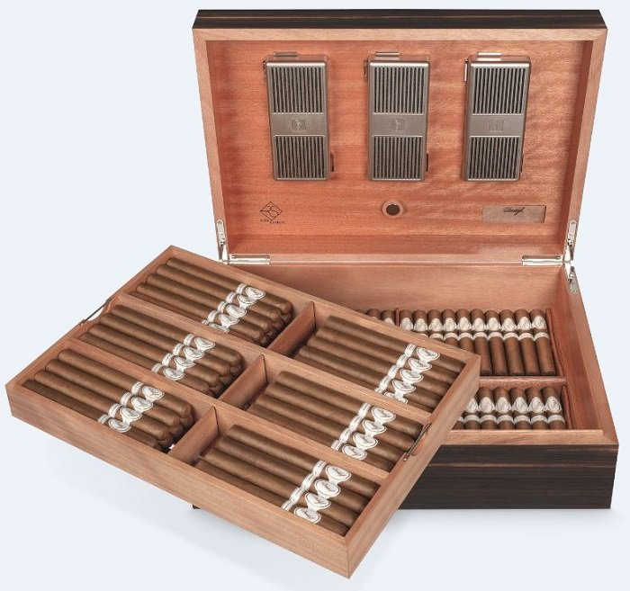 Cigar News: Davidoff Announces Masterpiece Series II Humidors and Cigars